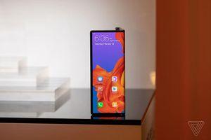 Huawei Mate X ra mắt: màn hình gập, tích hợp công nghệ 5G, giá 2600 USD