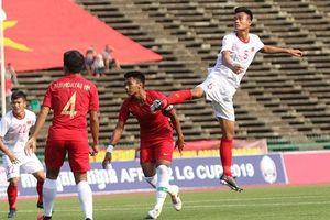 Tuyển U.22 Việt Nam thua Indonesia ở bán kết, HLV Quốc Tuấn đổ lỗi cho trọng tài