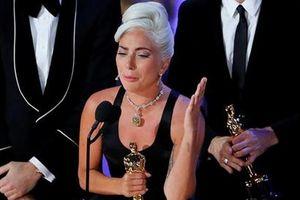 Lady Gaga lần đầu thắng giải Oscar với ca khúc nhạc phim 'A Star Is Born'