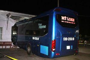 Vụ xe khách tông 6 người thương vong: Gây tai nạn khi đang kiểm tra phanh xe?