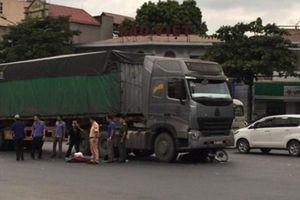 Hòa Bình: Tai nạn giao thông nghiêm trọng làm một người tử vong