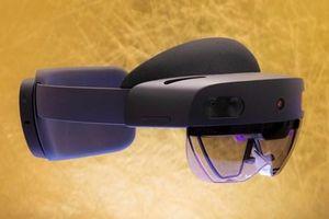 Microsoft công bố kính thực tế ảo HoloLens 2, giá hơn 3.500 USD