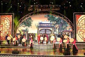 Giao lưu nghệ thuật 'Tứ hải giao tình' tại Bắc Ninh