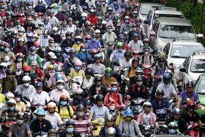 Cấm xe máy cần lộ trình hoàn chỉnh