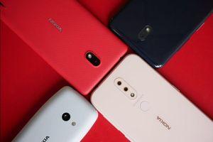 Cận cảnh loạt smartphone giá rẻ của Nokia