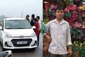 Chân dung nghi phạm sát hại nữ tài xế taxi ở Phú Thọ