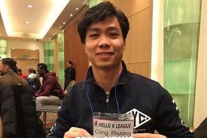 Công Phượng: 'Tôi muốn trở thành cầu thủ Việt Nam tiêu biểu tại Hàn Quốc'