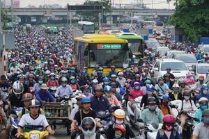 TP HCM cấm xe máy từ 2030: Chuyên gia quan ngại điều gì?
