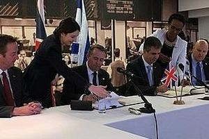 Israel và Anh ký Hiệp định tiếp tục quan hệ thương mại hậu Brexit