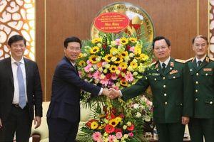 Thành tích của Bệnh viện Trung ương Quân đội 108 là niềm tự hào của ngành y tế Việt Nam