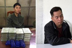 Cao Bằng: Phá đường dây mua bán 24 bánh heroin
