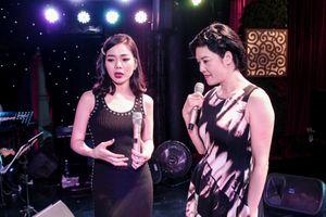 Đàm Vĩnh Hưng, Lệ Quyên suốt đêm tập nhạc cho show diễn 4 tỷ đồng