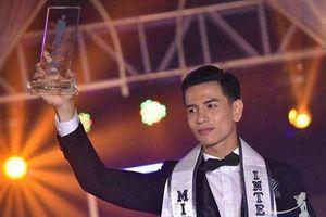 Sau Tiến Đoàn, siêu mẫu Trịnh Bảo trở thành Nam vương Quốc tế 2019