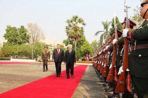 Tầm cao mới trong quan hệ Việt Nam - Lào - Campuchia