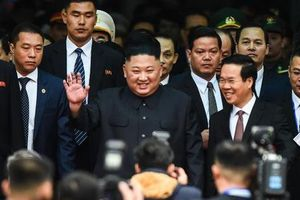 Báo quốc tế đồng loạt đưa tin nhà lãnh đạo Kim Jong-un đến Việt Nam
