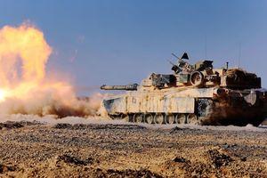 Mỹ vừa lộ diện siêu tăng dùng để đối phó T-14 Nga