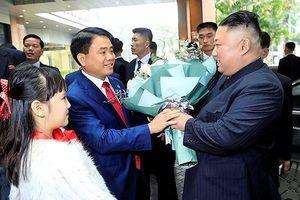 Chủ tịch Triều Tiên Kim Jong-un đã tới khách sạn Melia Hà Nội