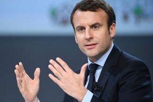 Tổng thống Pháp hoan nghênh quyết định giữ một số binh sĩ ở Syria của Mỹ