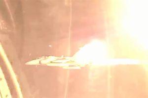 Pha đốt hậu cực đỉnh của tiêm kích Gripen