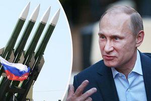 Nóng: Truyền hình Nga công bố mục tiêu tấn công hạt nhân ở Mỹ