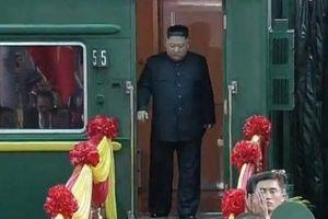 Clip: Toàn cảnh lễ đón chủ tịch Kim Jong Un ở Đồng Đăng