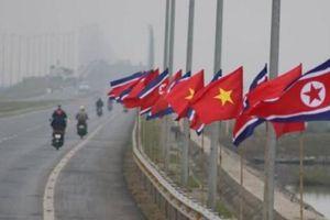 Hải Phòng dọn đường phố đón phái đoàn Triều Tiên