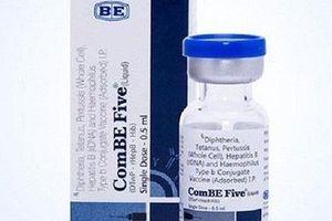Sau khi tiêm vắc-xin ComBE Five, bé 2 tháng tuổi tử vong