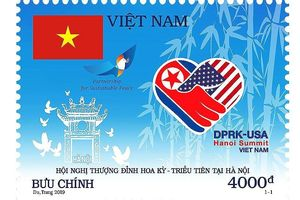 Phát hành bộ tem đặc biệt chào mừng Hội nghị thượng đỉnh Mỹ - Triều lần thứ 2