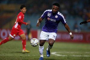 CLB Hà Nội thắng đậm 10-0 trước Naga World
