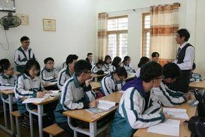 Chuyện ôn luyện thi THPT quốc gia ở vùng di sản thế giới