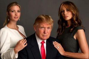 Hai bóng hồng quan trọng bên cạnh Tổng thống Mỹ Donald Trump