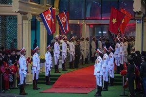 Sẵn sàng đón Chủ tịch Triều Tiên Kim Jong-un