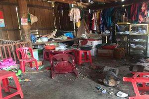 Vụ nổ khiến 4 người trọng thương ở Đắk Lắk là do mìn tự chế