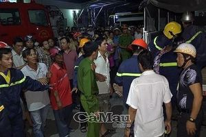 Phụ xe khách tông 6 người thương vong ở Cà Mau có nồng độ cồn