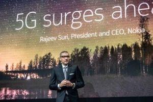 CEO Nokia cảnh báo việc triển khai 5G bị trì hoãn ở châu Âu