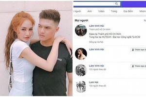 Trong khi Lý Phương Châu kêu gọi khán giả không tẩy chay phim, Lâm Vinh Hải và Linh Chi lại khóa Facebook