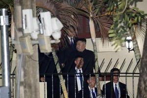Video Chủ tịch Kim Jong-un thăm Đại sứ Triều Tiên ở Hà Nội