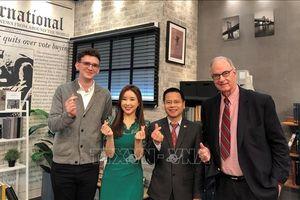 Phóng viên TTXVN chia sẻ thông tin về Hội nghị thượng đỉnh Mỹ - Triều Tiên lần 2