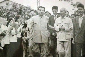 Hai chuyến thăm lịch sử của cố Chủ tịch Triều Tiên Kim Nhật Thành tại Việt Nam