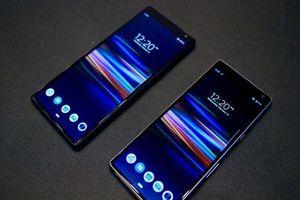 Sony trình làng smartphone 4K OLED siêu khủng