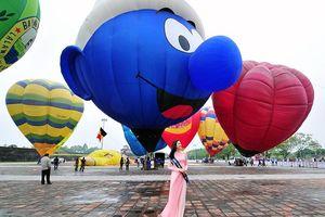 Sắp diễn ra Lễ hội Khinh khí cầu quốc tế Huế lần thứ 3
