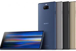 Trình làng Xperia 10 và 10 Plus: Sony định nghĩa về smartphone siêu tầm trung