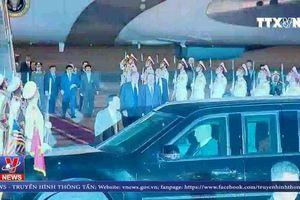 Tổng thống Hoa Kỳ đến Hà Nội