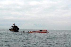 Vũng Tàu: Vụ 2 tàu va chạm trên biển, vẫn chưa tìm thấy ngư dân mất tích