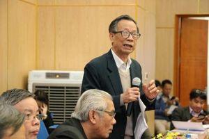 GS Nguyễn Kế Tuấn: 'Ví các tập đoàn như quả đấm thép, đấm ai ở thời đại này?'