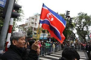 Không khí chào đón ông Kim Jong-un tại Việt Nam gây ấn tượng với truyền thông quốc tế