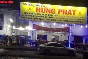 Phạt nhà hàng ở Nha Trang 27,5 triệu đồng sau khi bị tố 'chặt chém'
