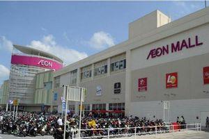Aeon sẽ rót 5 tỷ USD đầu tư 30 trung tâm thương mại tại Việt Nam