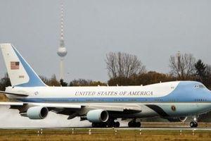 Chuyên cơ của Tổng thống Mỹ tốn 69,5 tỷ VNĐ để bay đến Việt Nam