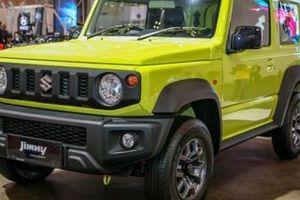 Suzuki Jimny 2019 chuẩn bị về Đông Nam Á lộ giá chưa tới 500 triệu VNĐ
